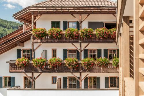 A porch or other outdoor area at Hotel Restaurant Langgenhof