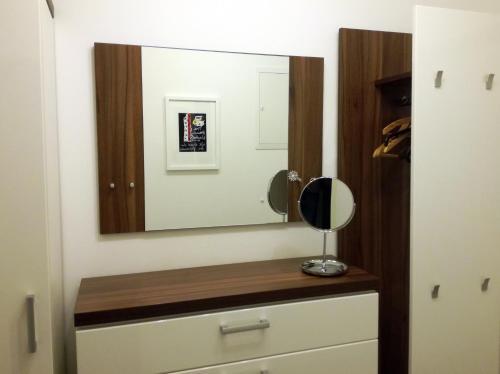 Ein Badezimmer in der Unterkunft Art Apartment Scharitzerstraße