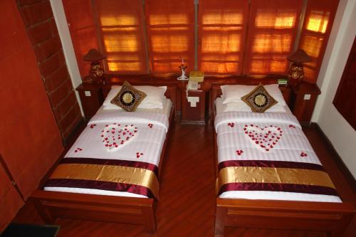 A room at Bagan Princess Hotel