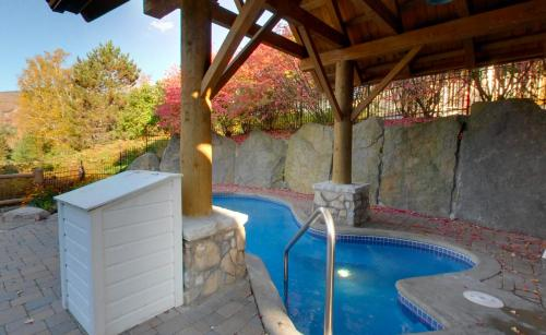The swimming pool at or near Embarc - Tremblant