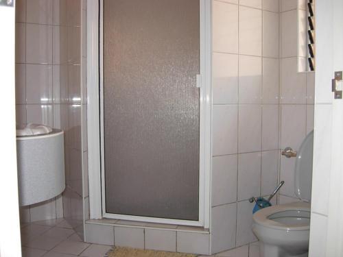 A bathroom at Blue Coral Resort Boracay