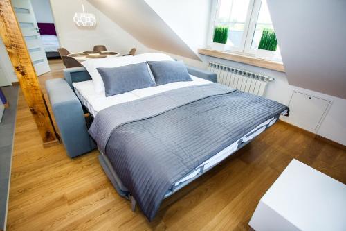 A room at Apartamenty SaltApart