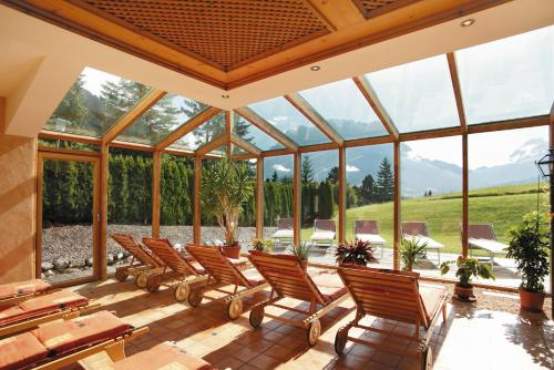 Spa and/or other wellness facilities at Hotel Klockerhof