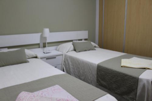 A room at Apartamentos Bolonia Paraiso