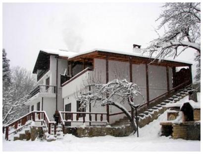 Guest House Voneshcha Voda през зимата