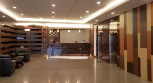 山王大飯店大廳或接待區