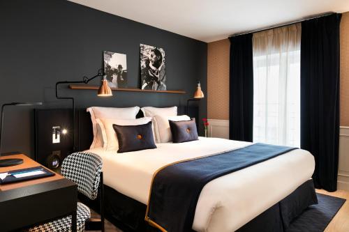 Um quarto em Hôtel Square Louvois