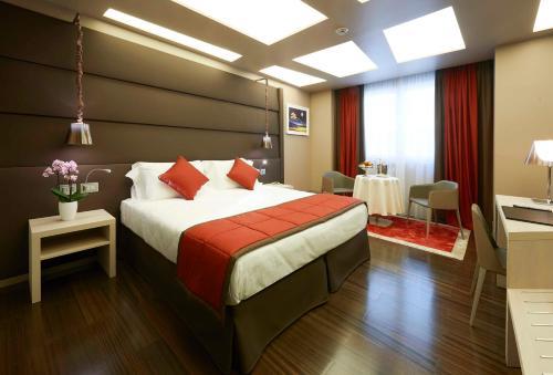 A room at Harry's Bar Trevi Hotel & Restaurant