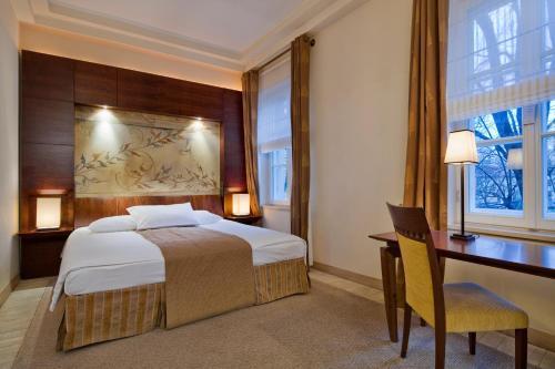 Pokój w obiekcie Mamaison Hotel Le Regina Warsaw
