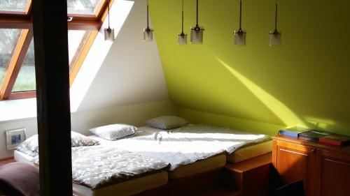 Pokoj v ubytování Klub Ifre