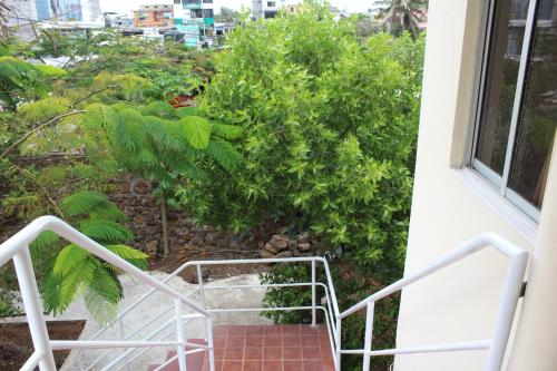 Un patio o zona al aire libre en The Finch House (La Casa del Pinzón)