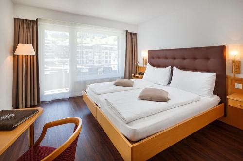 Номер в Seerausch Swiss Quality Hotel