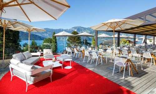 Ресторан / где поесть в Seerausch Swiss Quality Hotel