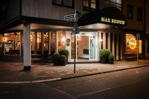 The facade or entrance of Max Brown Hotel Midtown