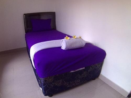 Ein Zimmer in der Unterkunft 24/7 Bed & Breakfast