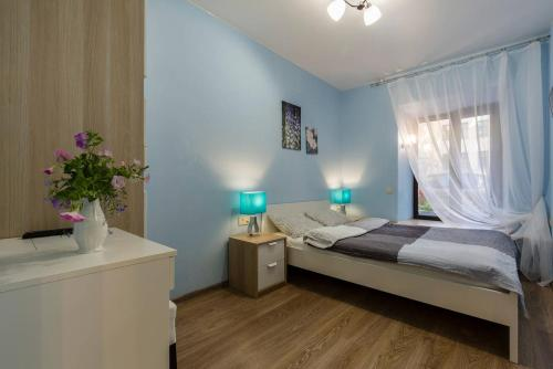 A room at Like Hostel Sankt-Peterburg na Teatralnoy
