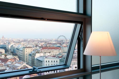A balcony or terrace at SO/ Vienna