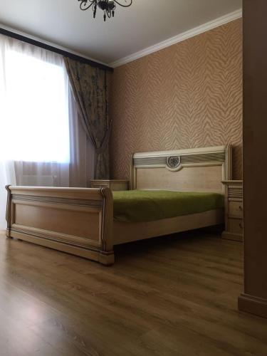 Гостиная зона в Apartment on Partizanskaya 55