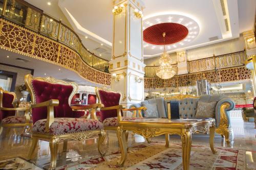 منطقة الاستقبال أو اللوبي في World Point Reis Inn Hotel