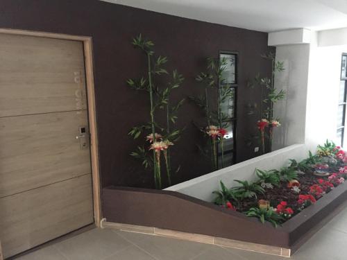 Spa o instalaciones de bienestar en HOTEL MED 70