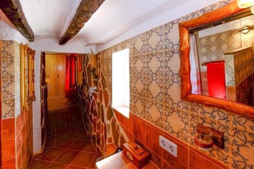 A bathroom at Finca el Romero