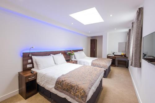 A room at Signature London