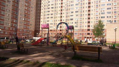 Детская игровая зона в Apartments na Academicheskoy