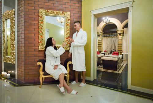 Zaplecze spa i wellness w obiekcie Hotel Royal Baltic 4* Luxury Boutique