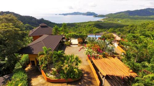 Eco Boutique Hotel Vista Las Islas Reserva Natural с высоты птичьего полета