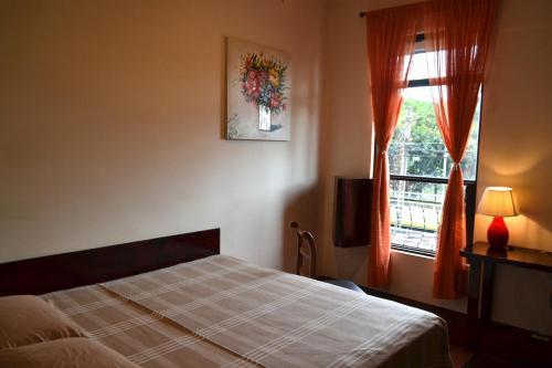 Una habitación en Hotel Columbus