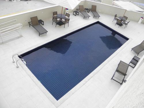 The swimming pool at or near Red Roof Inn Dutra