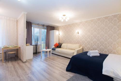 A room at Lux Apartments - Krasnoselskaya
