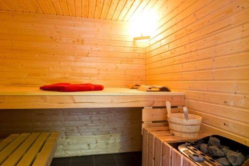 Spa und/oder Wellnesseinrichtungen in der Unterkunft Feriendorf Südstrand Haus 41