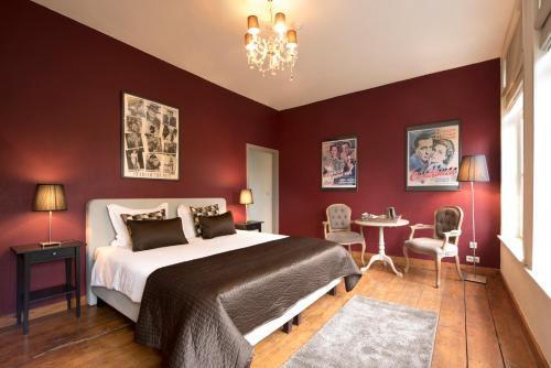 A room at Guesthouse Vakantie Logies Hollywood