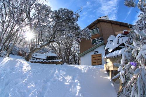 Alpine Retreat Mt Buller during the winter