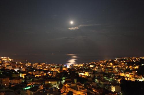 A bird's-eye view of Egnatia City Hotel & Spa