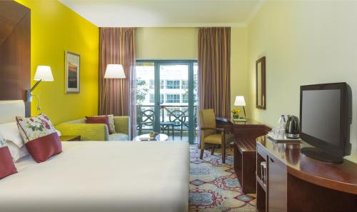 Номер в Coral Dubai Deira Hotel