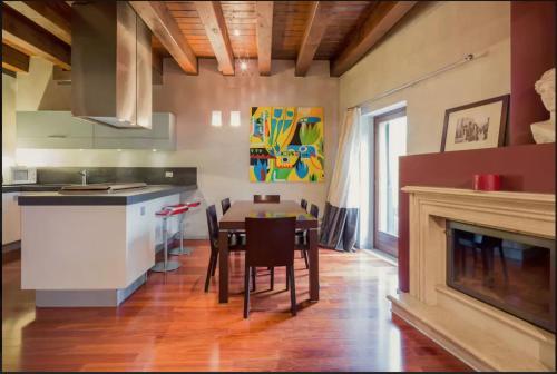 Cucina o angolo cottura di Porta Vittoria Apartment