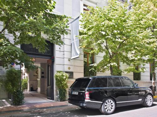المظهر الخارجي أو مدخل Hotel Único Madrid, Small Luxury Hotels