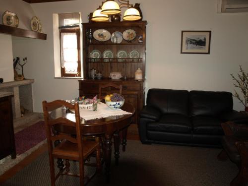 מסעדה או מקום אחר לאכול בו ב-Casa de RioBom
