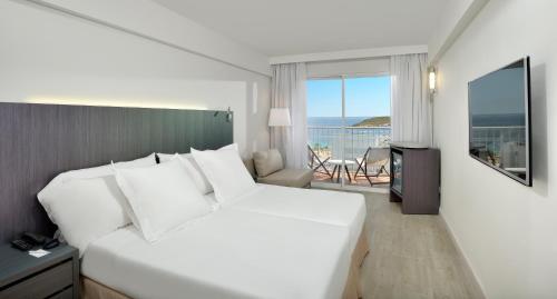 Een kamer bij Sol House The Studio - Calviá Beach