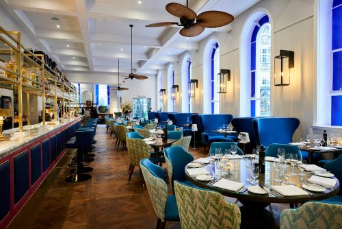 A restaurant or other place to eat at Bristol Harbour Hotel & Spa