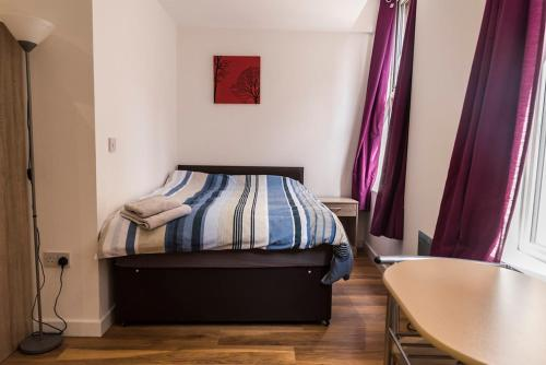 A room at Town Centre Apartments