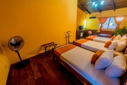 A room at Hotel El Maltese