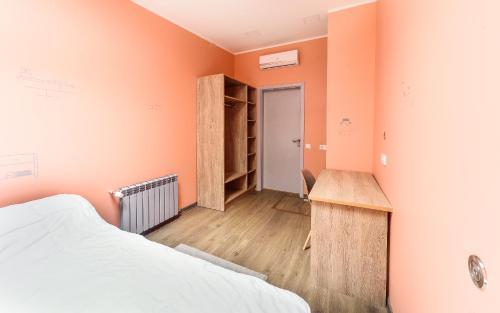 A room at Friday Hostel