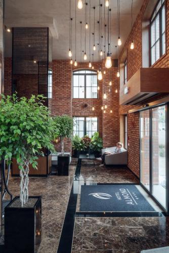 Hotel Almond Business & SPA