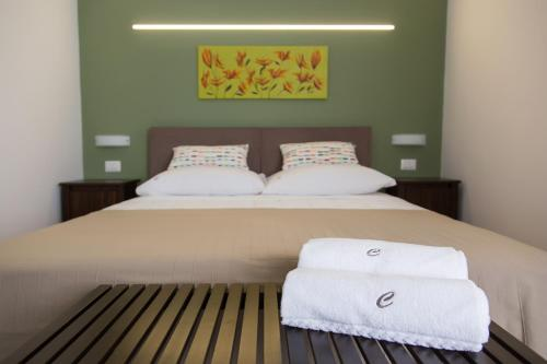 A room at Cianciana
