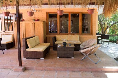 O lounge ou bar de Atankalama