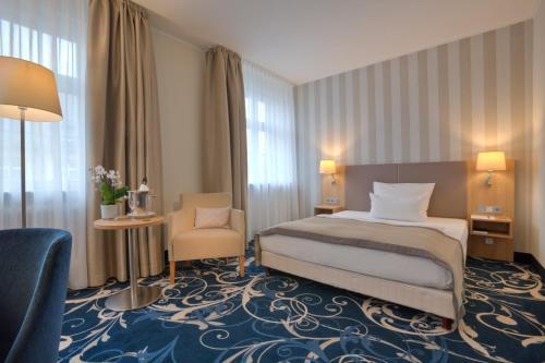 A room at Schlosshotel Karlsruhe