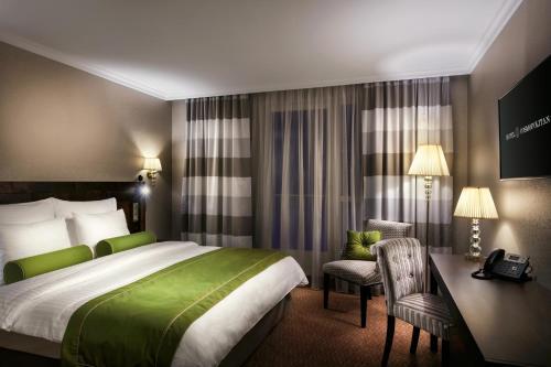 Camera di COSMOPOLITAN Hotel Prague